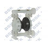 China Air Operated Double Submersible Diaphragm Pump Corrosion Resistant wholesale