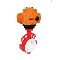 China High Performance DN200 Zero Leakage Butterfly Valve on sale
