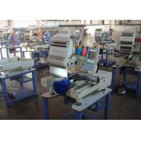 Single Head Computerized Embroidery Machine For Cap / Flat / T - Shirt / Shoes