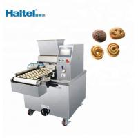 China 304 Stainless Steel Pastry Making Equipment , Automatic Biscuit Making Machine wholesale