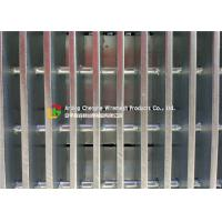 Quality Drain Hot Dipped Galvanized Steel Grating Great Load - Bearing Capacity for sale
