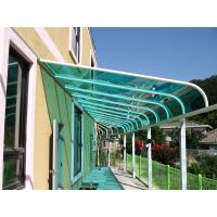Quality 1.5-12mm Polycarbonate Solid Sheet with High Impact Strength for sale
