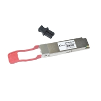 China 100G SMF QSFP28 1300nm Optical Transceiver Module wholesale