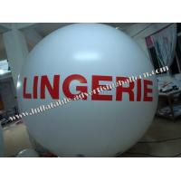 China New Inflatable Advertising Helium Balloons with 0.18mm Helium Quality PVC For Celebration wholesale