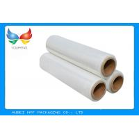 Quality Calendered Clear PVC Shrink Film packaging 40 Mic Easy Handling , Length 1000m-5000m for sale