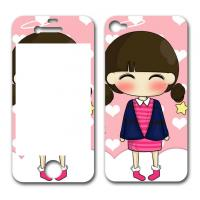 China Hot sale Design Sticker For iPhone Skin/sticker wholesale