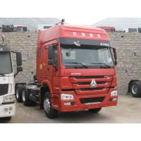 China Construction Heavy Duty Prime Mover Vehicle RHD Or LHD 371 HP ZZ4257S3241W wholesale