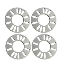 China Flat Universal Car Wheel Spacers 9 Millimeter For Most 4 And 5 Studs Vehicles on sale
