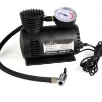 China Truck Portable Air Compressor For Tires , Air Ride Electric Tyre Inflator wholesale