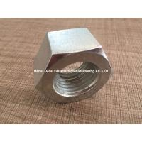 China Hot Galvanizing Surface M5 Hex Nut / SS Hex Nut For Home Decorating wholesale