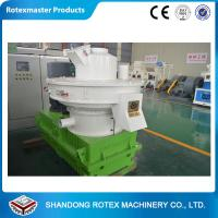 China 1-1.5 Ton Per Hour Complete Pellet Production Equipment In Chile wholesale