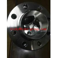 """China Standard Steel ASTM A182 F304 304L F316L F317L F321 F347H F316Ti F5 <strong style=""""color:#b82220"""">ANSI</strong> <strong style=""""color:#b82220"""">B16</strong>.5 RF Weld Nec wholesale"""