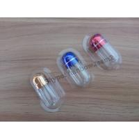 China Sex Pills Packaging Plastic Medicine Bottles , Enlargement Pills Container wholesale