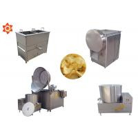 China Semi Automatic Food Processing Machines 60kg/H Capacity 380v Voltage CE wholesale