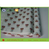 China Two Sided Custom Tissue Wrapping Paper Gravure Printing 50x70cm / 50x76cm on sale