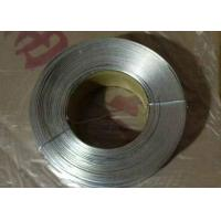 China No - Joint Galvanized Flat Wire Anti Corrosion With Low Carbon Steel Q195 wholesale