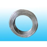 China Round Plain 8mm Steel Tube / Light Pipe For Chiller , Air Condition tube wholesale