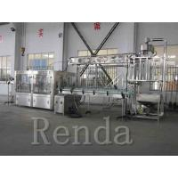 China Customized Beer Bottle Filling Equipment Beer Bottle Capper Machine With High Speed wholesale