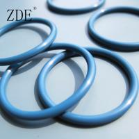 China Factory Supply Various Size Blue Rubber O-Ring O Seal Ring O Ring Gasket on sale
