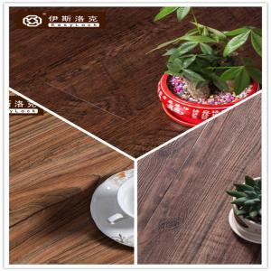 China Italian Restoring Ancient/Interlock/Environmental Protection/Wood Grain PVC Floor(9-10mm) wholesale