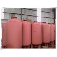 China EPDM Rubber Membrane Diaphragm Water Expansion Tank Vertical Orientation wholesale