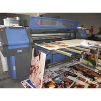 China Decration Industry Faltbed Roll to Roll UV Printer , Professional Digital Screen Printing Equipments wholesale