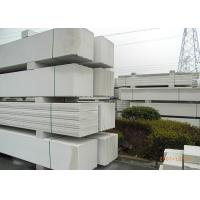 China Fireproof Lightweight Wall Panel Machine With Autoclaved Aerated Concrete wholesale