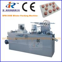 China DPB-350E Automatic Tablet Blister Packing Machine on sale