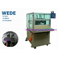 China Economincal Armature Coil Winding Machine, 2 Poles Electric Motor Winding Equipment wholesale