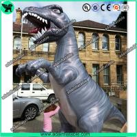 China 3m Adverting Inflatable Model , Advertisement Giant Inflatable Dinosaur Model wholesale