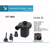 China HT-196 DC Electric Air Pump In Camping & outdoor wholesale