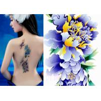 China Cute Full Body Temporary Tattoo Sticker For Children / Kids Eco Friendly wholesale