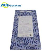 China Large Capacity Pet Food Packaging Bags Oxygen Isolation With Two Aircraft Holes wholesale