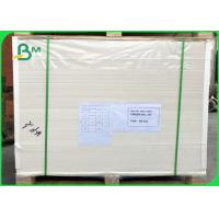 China 115gram Illustrative Paper High Glossy And Brightness Labels 65 * 95 Format wholesale