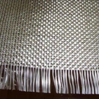 China White color and high tensile different width E-glass fiber woven roving for composite wholesale