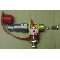 China CNG filler valve/refuel port used for NGV bi-fuel system in gasoline cars wholesale