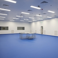 China ISO 1000000 Class Laboratory Free Cleanroom Design wholesale