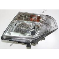 China Automobile Replacement Head Lamp For Navara D40 2005 - 2012 Models wholesale