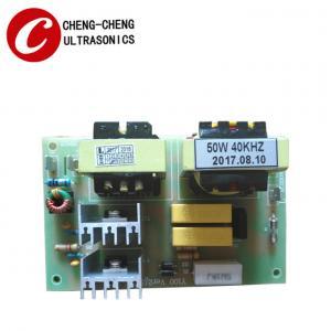 China Customized Ultrasonic Frequency Generator PCB Ultrasonic Circuit Boards wholesale