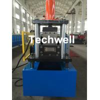 China Industrial Shelf Rack Shelving Box Beam Cold Roll Forming Machine with 4 Box Interlock Machine Forming Stations wholesale