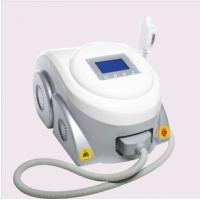 China portable E light skin rejuvenation &hair removal system wholesale