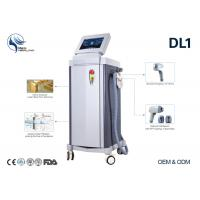 China Permanent 808nm Diode Laser Hair Removal Machine For All Skin Pain Free wholesale