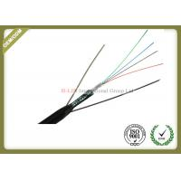 China Single Mode Armored Fiber Optic Cable Crush Resistance For Long Distance Communication wholesale