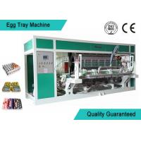 China Simens Applied Automatic Rotary Paper Egg Tray Making Machine with High Efficiency on sale