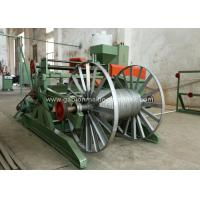 Quality Galvanized PVC Coating Machine / High Efficiency PU Coating Machine ISO Approved for sale
