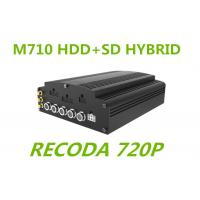 China 720P resolution Linux HD Mobile DVR HYBRID H.264Compressionfor truck Buses wholesale