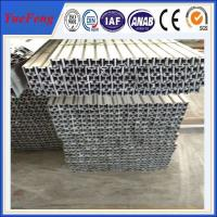 Buy cheap OEM weight of aluminum profile manufacturer/ customized profile aluminium price from wholesalers