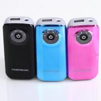 China 5600mAh Portable Power Banks, Used for iPad/iPhone/iPod/Smartphones/Digital Cameras, MP3/MP4 Player wholesale