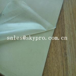 China Customized Size Shoe Sole Rubber Sheet Waterproof Rubber Shoe Soles Sheet wholesale