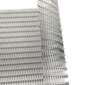 China Stainless steel metal chain conveyor belt mesh/metal wire mesh conveyor belt on sale